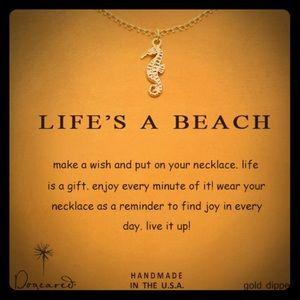 🌸🌿🌸Life's a Beach Necklace